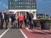 Groepsfoto ondernemersvereniging VEBAN Amsterdam-Noord