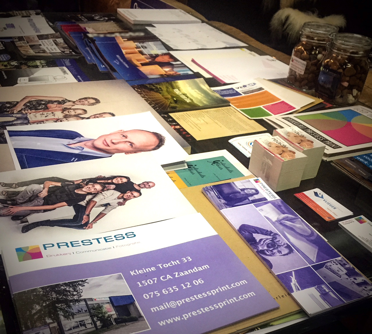 Cominicatie,drukwerk,fotografie,zaandam