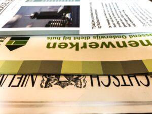 krant drukwerk drukkerij print printwerk
